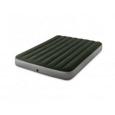Матрас надувной двуспальный INTEX 64109 Prestige Downy Airbed With Fiber-Tech, 152 х 203 х 25 см.