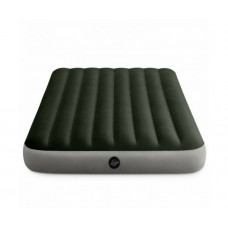 Матрас надувной полуторный INTEX 64108 Prestige Downy Airbed With Fiber-Tech, 137 х 191 х 25 см.