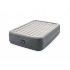 Кровать надувная двуспальная INTEX 64126 Essential Rest Airbed Fiber-Tech, 152 х 203 х 46 см.