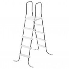 Лестница для бассейна, intex 28067 132 см