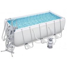 Каркасный бассейн Bestway 56457 (412х201х122 см)