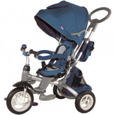 """3-х кол. велосипед Trike Power, ST10G, (10""""/8"""", надувные, MODI T-600), синий"""