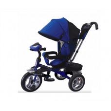 """3-х кол. велосипед TRIKE Formula-4 (12""""/10"""", надувные) FA4B, синий"""