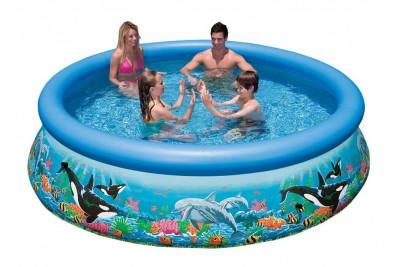 Новые поступления бассейнов Интекс