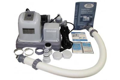Хлорогенератор - чистая вода в бассейне