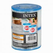 Картридж сменный (S1) intex 29001,(упаковка 2 шт.)