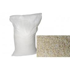 Кварцевый песок дпя песочного фильтра 25кг, (фракция 0,4-0,8мм)