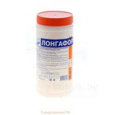 Лонгафор таблетки 1 кг (средство для долгосрочного обеззараживания воды по 20 г х 50 шт)