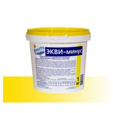 Экви-минус порошок 1 кг (средство для понижения уровня рН воды)