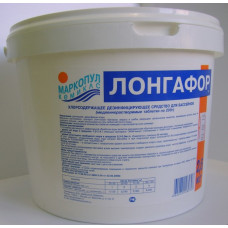 Лонгафор таблетки 2,6 кг (средство для долгосрочного обеззараживания воды 200 г х 13 шт)